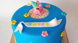 Cupcakes en taart 1