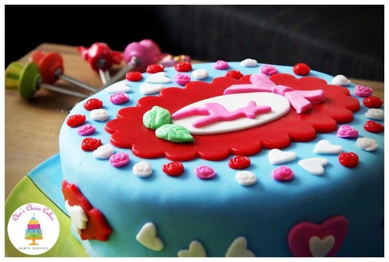 Het Leukste En Lekkerste Cupcake Feestje Van Arnhem Met Madame Bonbon