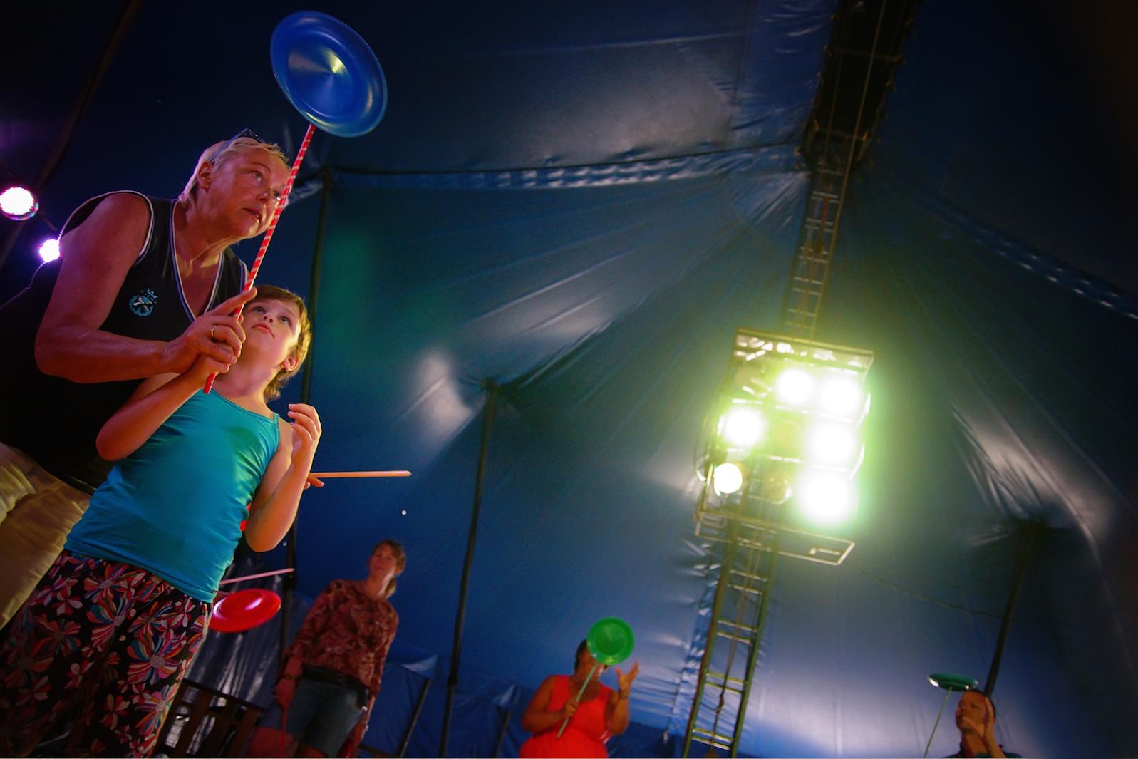 circusfeestje 1