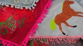 BK kinderfeestje sjaal maken