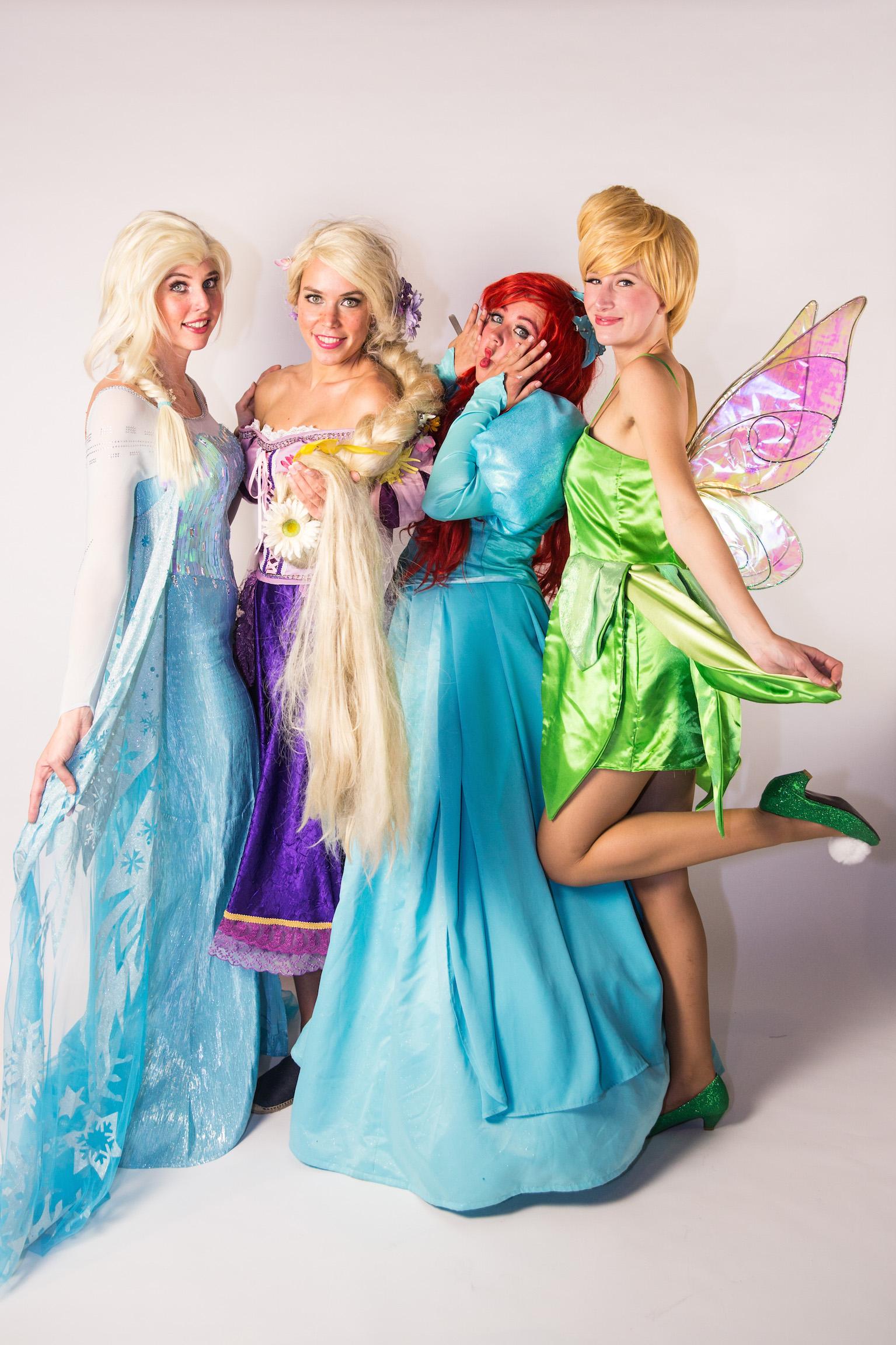 Wil Jij Een Echte Prinses Op Je Kinderfeestje