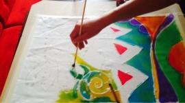 creatief kinderfeestje Amsterdam
