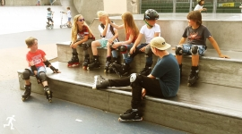 skatefeestje