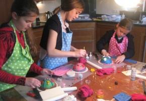 Kinderfeestje Cupcakes maken Gelderland