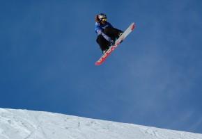 kinderfeestje skiën, snowboarden en rodelen