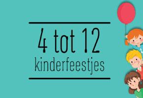 kinderfeestjes voor 4 tot 12 jaar, kinderfeestje thuis, digitaal kinderfeestje, kinderfeestje met videobericht, 4tot12 kinderfeestjes
