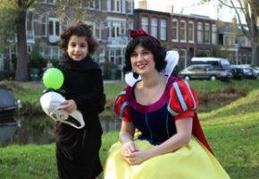 prinsessenfeestje zuid-holland